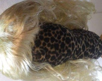 light blonde doll wig size 15 vintage from tallinas