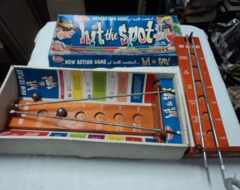 Vintage Hit The Spot Game - 2