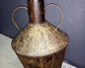 Vintage Olive Oil Churn