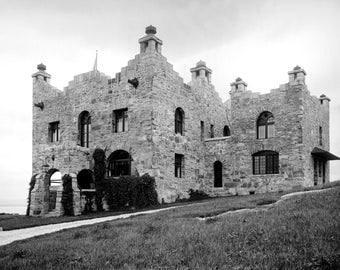"1906 Kimball's Castle, Lake Winnipesaukee, New Hampshire Vintage Photograph 8.5"" x 11"" Reprint"