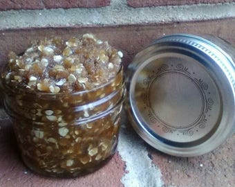 Oatmeal Brown Sugar Scrub