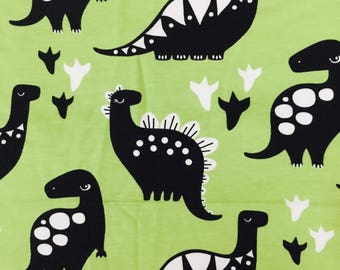 Bright Green Dinosaurs