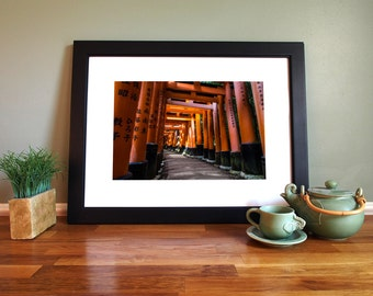 Fushimi Inari Shrine Giclée Print