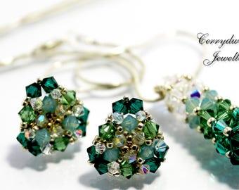 Lovely handmade jewellery sets