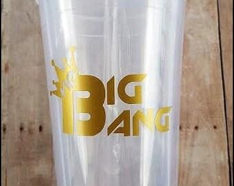 Big Bang Tumbler KPOP Vinyl VIP