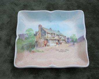 Royal Doulton pin dish - The Star Inn Alfriston  - English Inns - regd Australia D6072