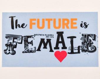 Feminist Sticker #2