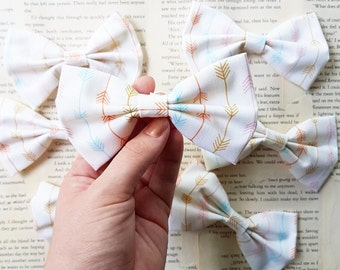 SALE Arrow Hair Bows | FloralinkBows