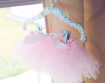 Child pant sequin hangers || available in 9 different colors ||