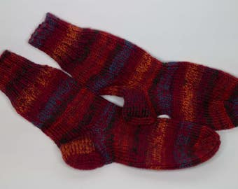 Knit socks Gr. 42 / 43
