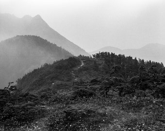Fine Art Photography, Black and White Photography, Landscape Photography, Home Decor, Mountains