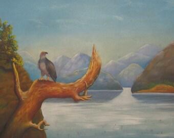Silent Eagle freedom