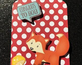Cute Animal Gift Tags!