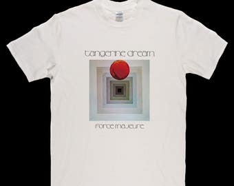 Tangerine Dream Force Majeure T-shirt