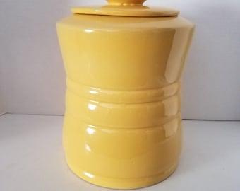 Vintage Frankoma Pottery Cookie Jar