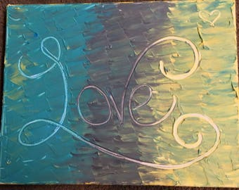 textured love