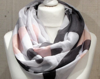 LOOP scarf SNOOD camouflage
