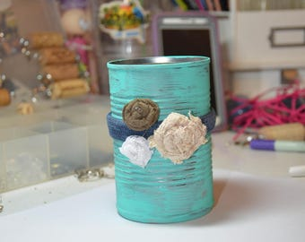 Can Pencil holder