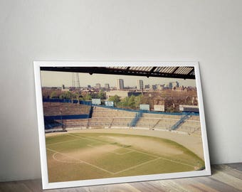 Chelsea Stamford Bridge (North Stand) - Poster Print