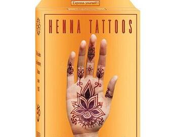 Eath Henna Premium Kit