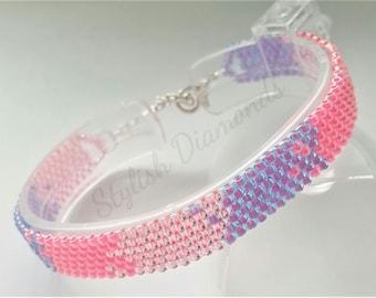 Toho Beaded Handmade Bracelet