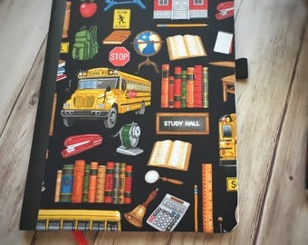 School Days Journal, Notebook or Diary