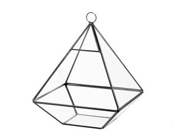 Geometric Terrarium Pyramid