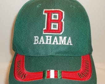 Vintage Hats Bahamas Baseball Cap Beach Island Dreams Ball Cap Vacation Hat Accessories Hats For Men Women T26 M7012