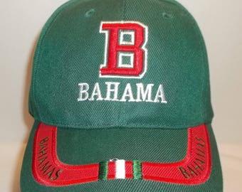 Vintage Hats Bahamas Baseball Cap Beach Island Dreams Ball Cap Vacation Hat Accessories Hats For Men Women T26 M7012