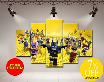 Lego Wall Art lego art | etsy