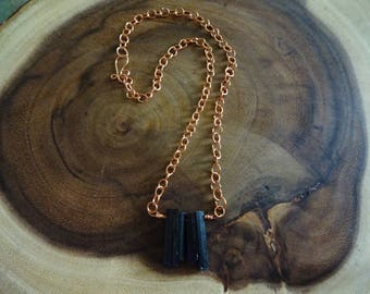 10%OFF Black Tourmaline Necklace