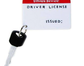 New Driver's License Unique Personalized Christmas Ornament + FREE SHIPPING! *Great Gift! (New Driver)
