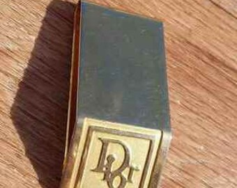 Vintage Christian Dior Money Clip