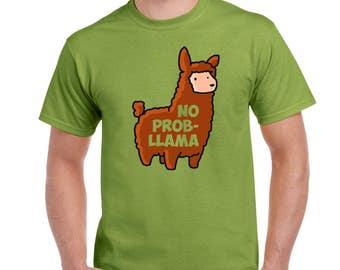 No Prob-Llama Tee