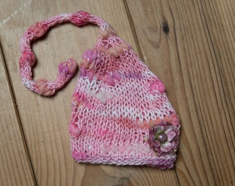 Bonnet newborn girl