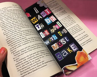 Stupid Girls - 90's Girl With the Most Cake Bookmark