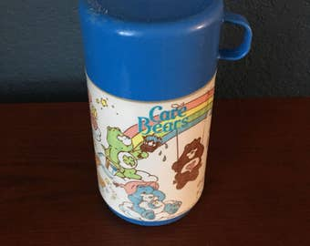 Vintage Care Bears Thermo