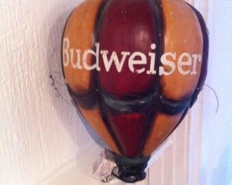 Budweiser hot air balloon