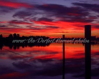 Sunset, Sunset digital download, Instant download, Sunrise, Sunrise digital download, Digital Download, Digital Photo, Florida