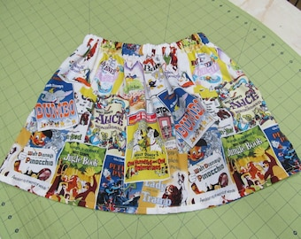 Disney Posters Children's Skirt - The Greatest Love Story Ever Told