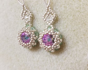 Swarovski Rivoli Earrings