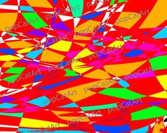 Museum ART Digital clip art