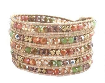 Alma wrap bracelets