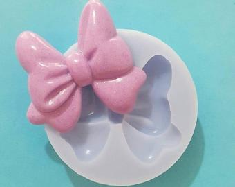 Flexible silicone snowflake mould Minnie glossy (random color)