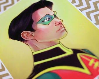 Robin - Print - Tim Drake