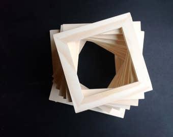 5x5 unfinished wood frame wholesalebulk unfinished wood frames 5x5 open frames