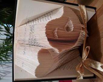 Love Bird Folded book