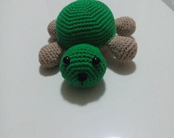 doll, turtle, tortoise, amigurumi, handmade, toys