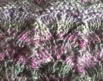 Hand Knit Cozy Cowl