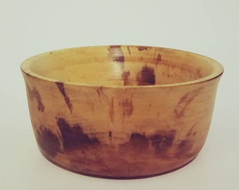 Spalted Birch Decorative bowl